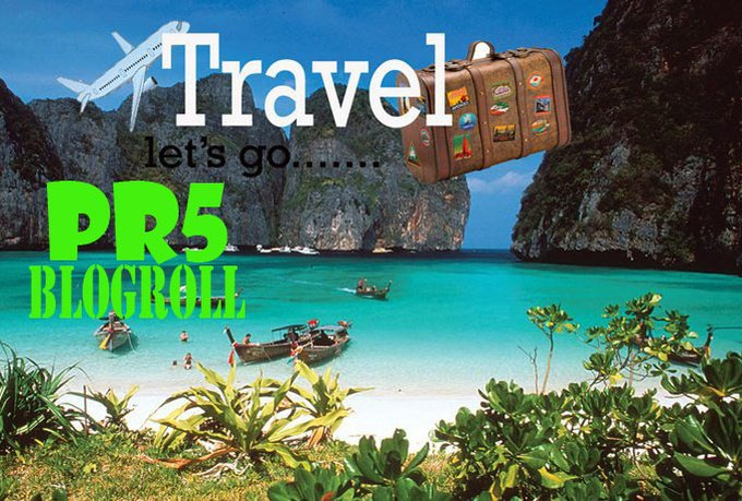 I will place your Travel related link to my 2xPR5 Travel website