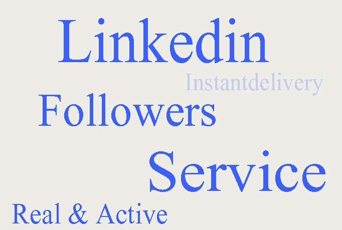 I give you 110 Linkedin Share or Linkedin Followers