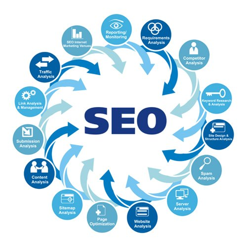 I will provide a full SEO analysis report of your website