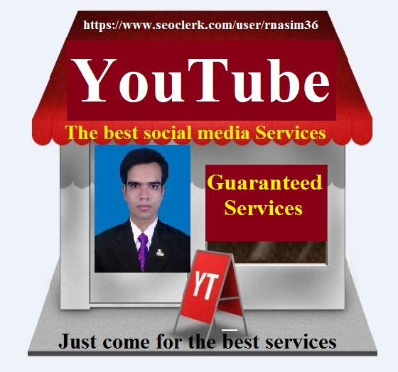 Get 2000-2500 HR Staying guranteed views to your YT video within 24 hours