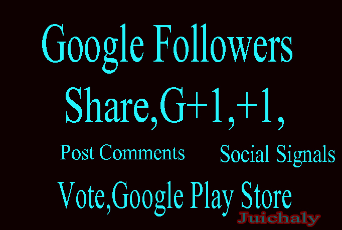 i will give give 350 Share of your Google plus posts