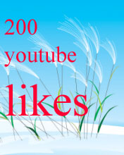 Add 200+ REAL AND GENUINE YouTube likes on your YouTube Videos