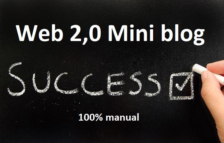 i will Do 12 web 2,0 mini blog