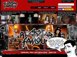 Promote Your Music Related Products & Services On Rockstar Famous