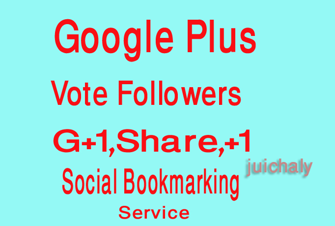 Get 510+ real human permanent worldwide Google Plus Circle Follow