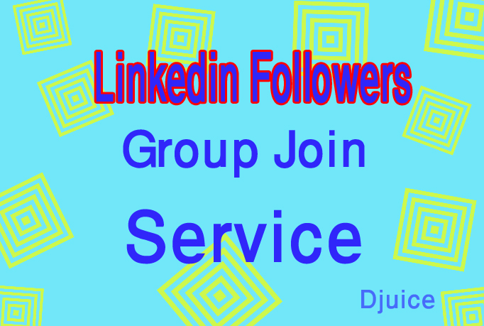 will give you 200+ real and permanent linkedin Follow from 200 profiles