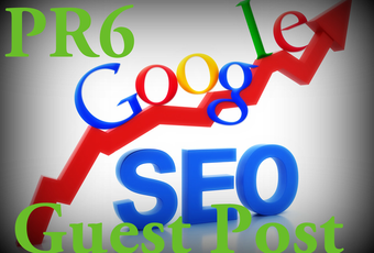 I will guest blog post on my pr6 blog with do follow link
