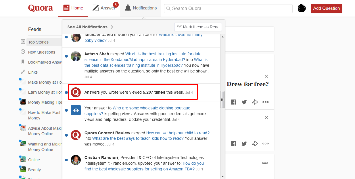 Guarantee 100 Words 5 Quora Answer With Contextual Link