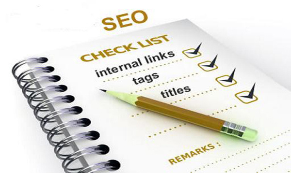 a detailed SEO report