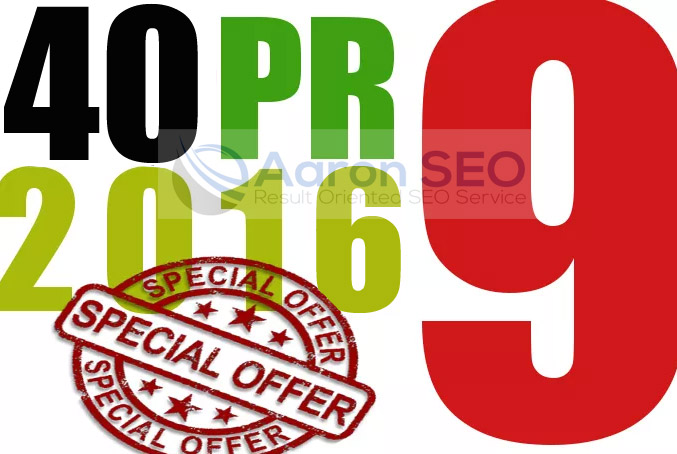 [Best Sell-2015]- I will manually do 40 PR9 Safe SEO ... for $5