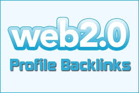 I Will Create Over 150 Web 2,0 Profile Backlinks On High Page Rank Sites