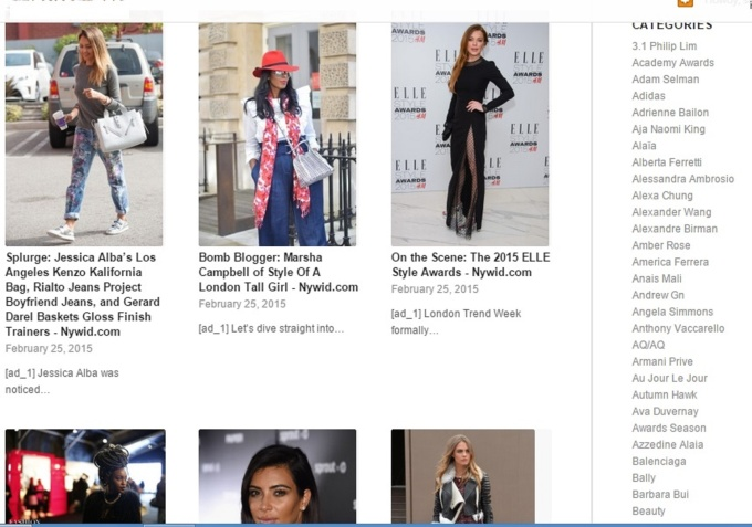 Your Article on PR5 Style n Fashion Blog