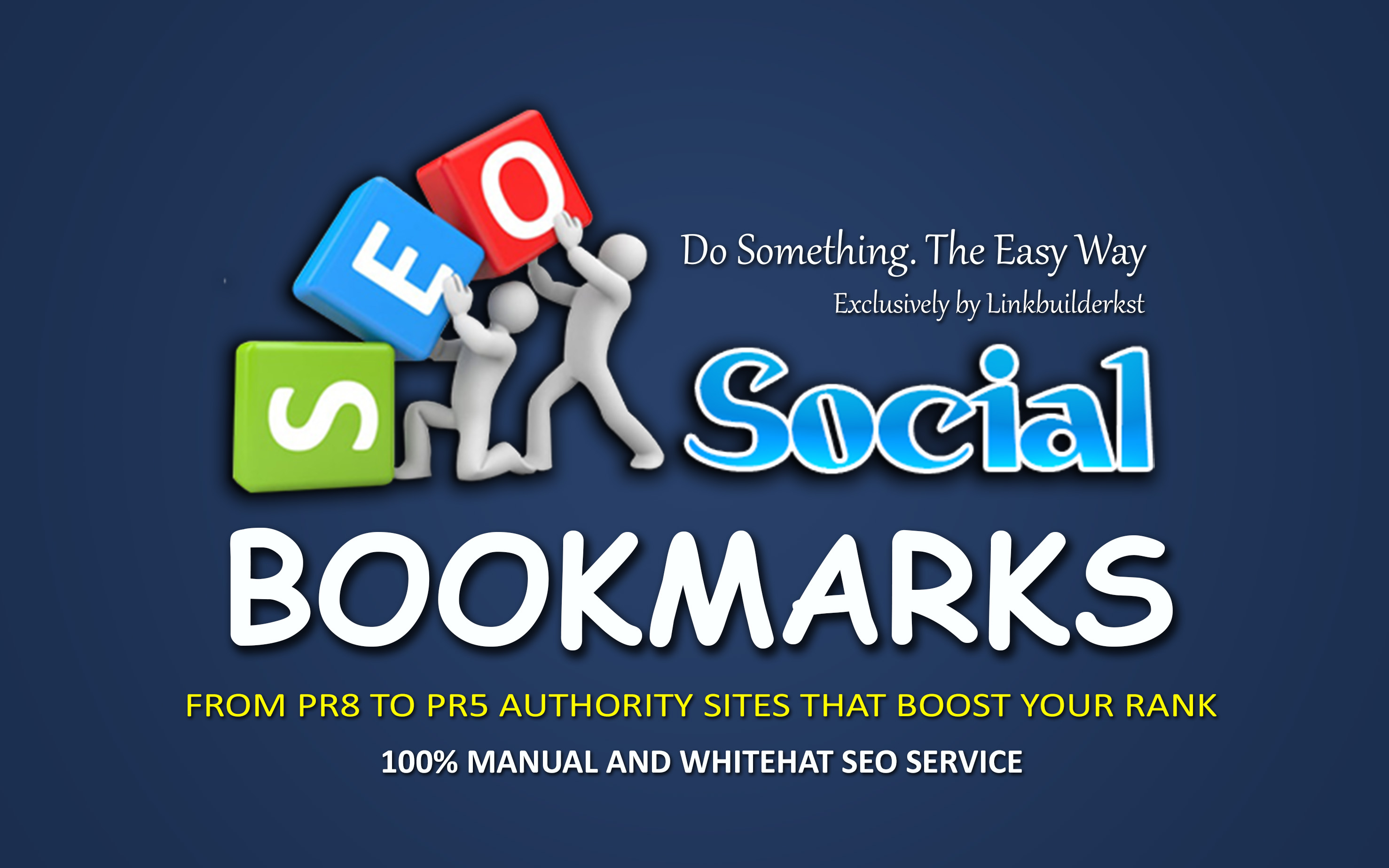 30 Manual Top Social Bookmarking From Highest Authority Platforms