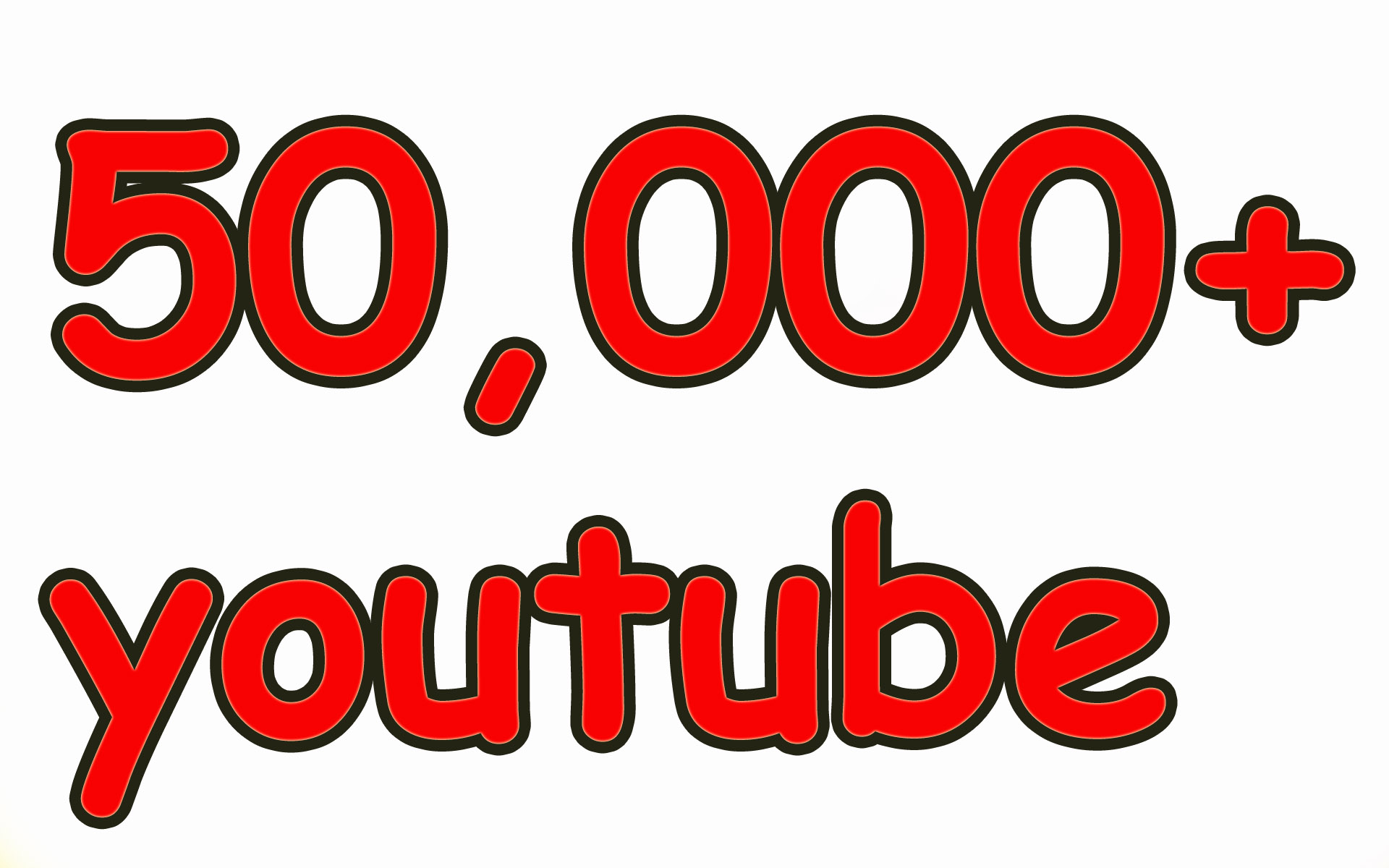 Provide you 50,000+ High Quality youtube Views safely.