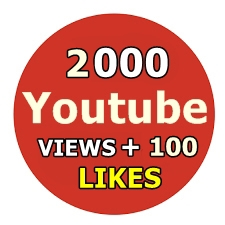 2,000 High Retention Views +100 Likes