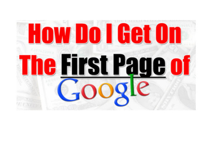 I will show You How to Rank Page 1 in Google for ONE Keyword