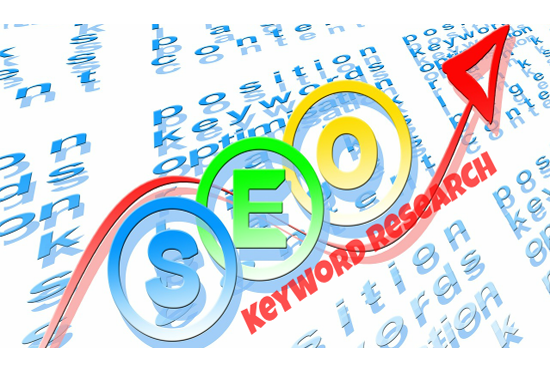 run in depth SEO keyword research in your niche