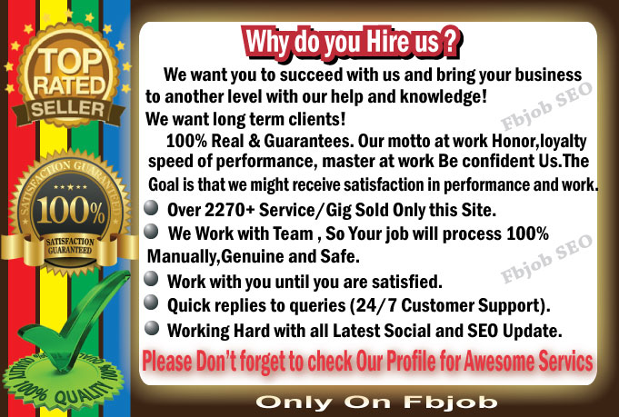 do 1 Month SEO Service ( 30 days Backlinking )