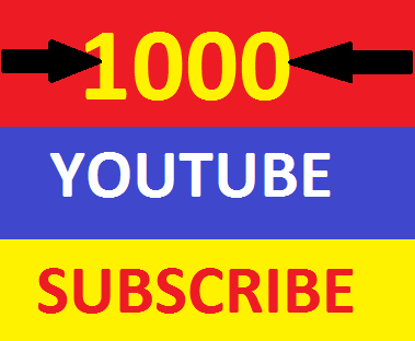 Very Fast 1000++ Y.ouT.ubee Ss.ubscribers