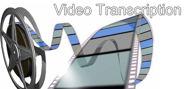 Transcription up to 30 minutes audio or video