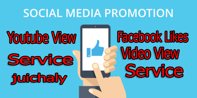 Add 1000+ High Quality  Views or 300 Likes Real and Active Service