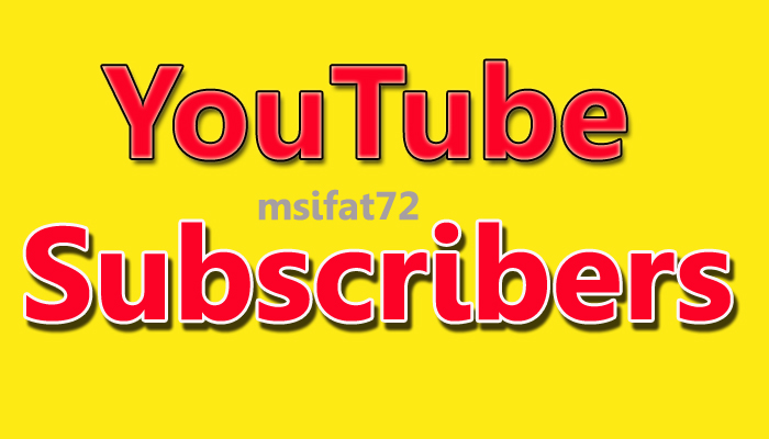 Get you 500+ YouTube subscribers