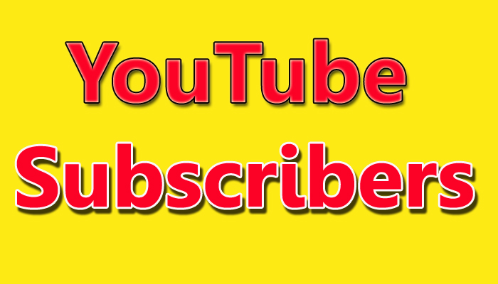 Get 1000+ YouTube Channel Subscribers