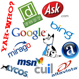 Submit your site to All search engines network