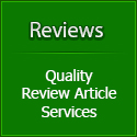Write a review on your forum or blog