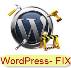 customize Wordpress,  fix Wordpress error,  edit theme, template or css