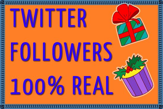 Cheapest & Amazing 1,000+ Verified twit-ter follo-wers In 12-24 hours