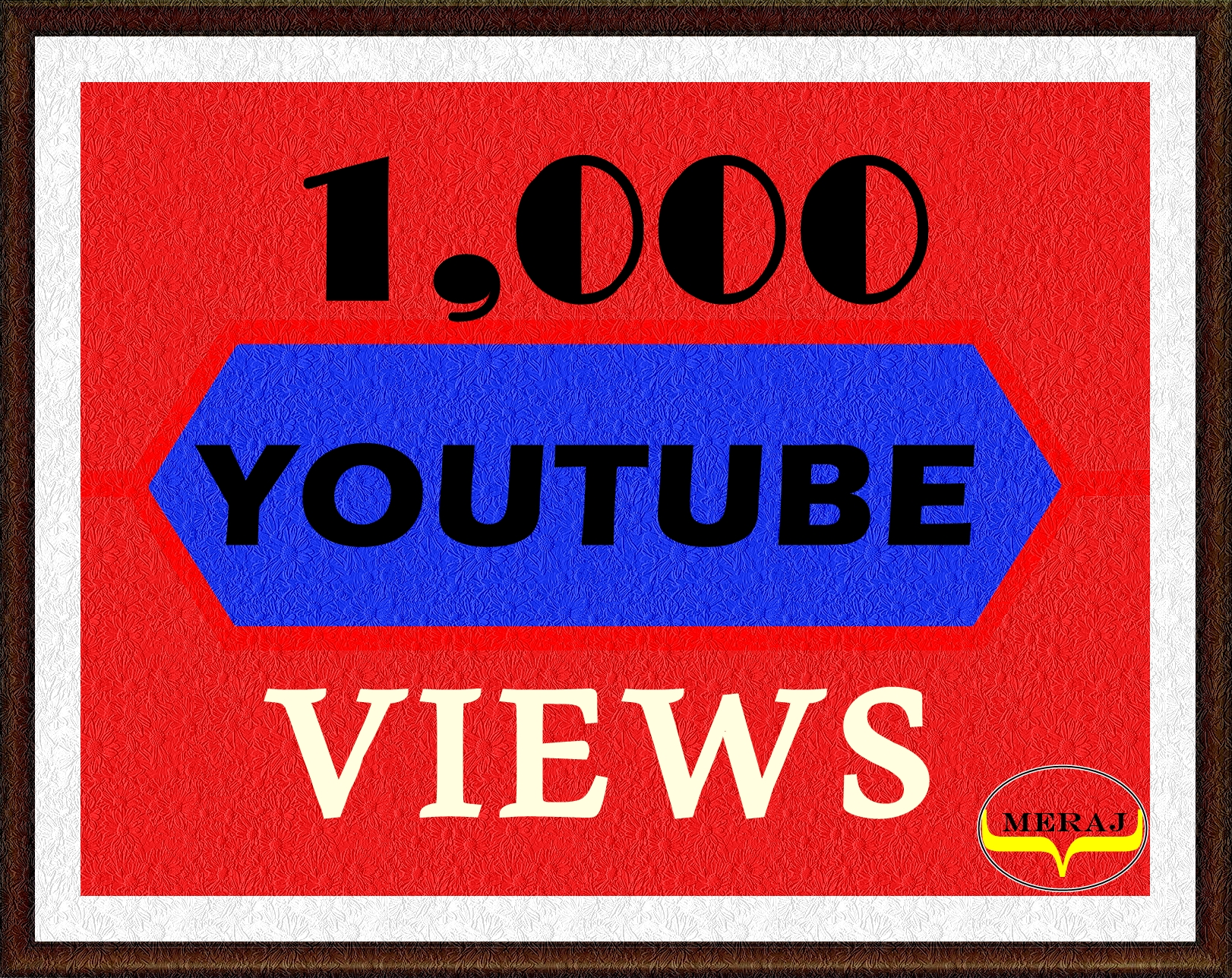 1,000 High Retention Yout ube Views 100 Likes