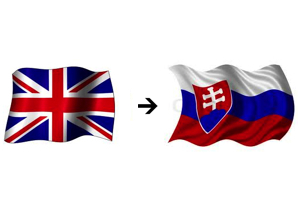 Translating texts from English to Slovak,  Czech and vice versa