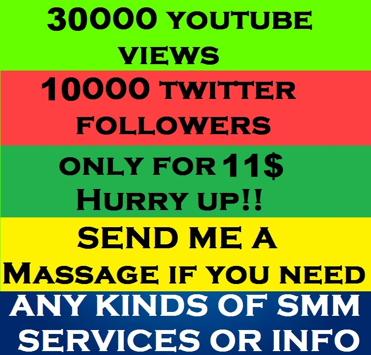 Get 16,000 to 18,000 YOUTUBE VEDIO VIEWS