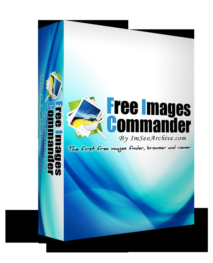 Free Images Commander Lite software