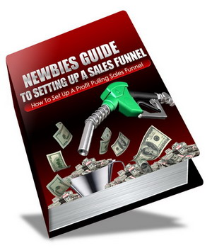 How To Set Up Your First Profit Pulling Sales Funnel eBook