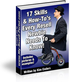 17 Skills and How To's Every Resell Newbie Need To Kn... eBook