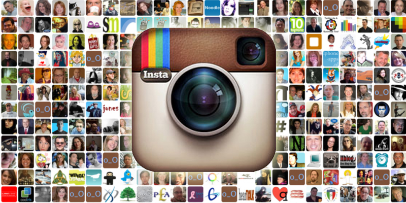 Instagram real social promotion in one service