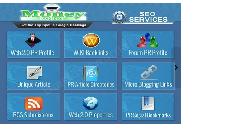 create All In One SEO Package Using Money Robot