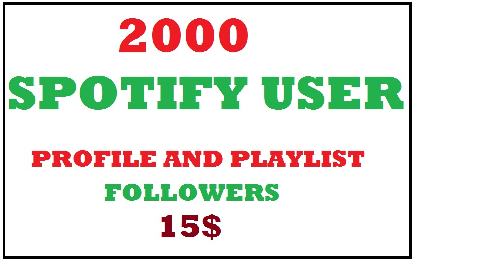 2000 spotify playlist followers