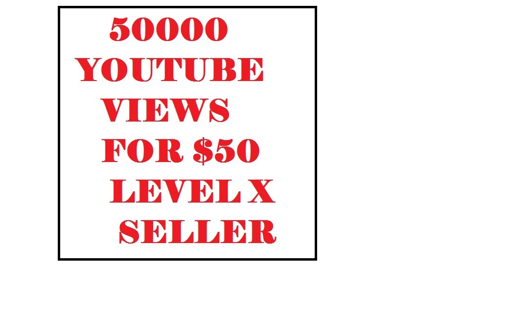 50000 youtube promotion