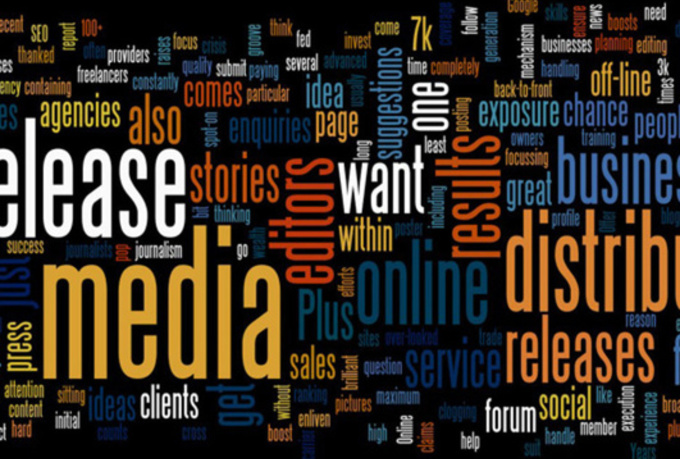 send Your Press Release to 1000 Relevant News, Magazines, TV, Radio, Online etc !!!!!!