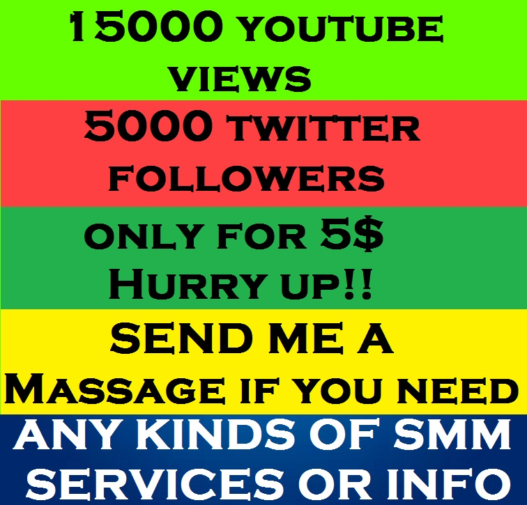 Get  4000 TO 5000 Split available YOUTUBE VEDIO VIEWS
