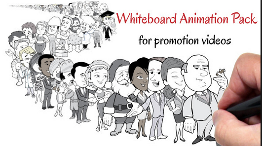 Get PROFESSIONAL white-board animation video for your website, products, services etc.