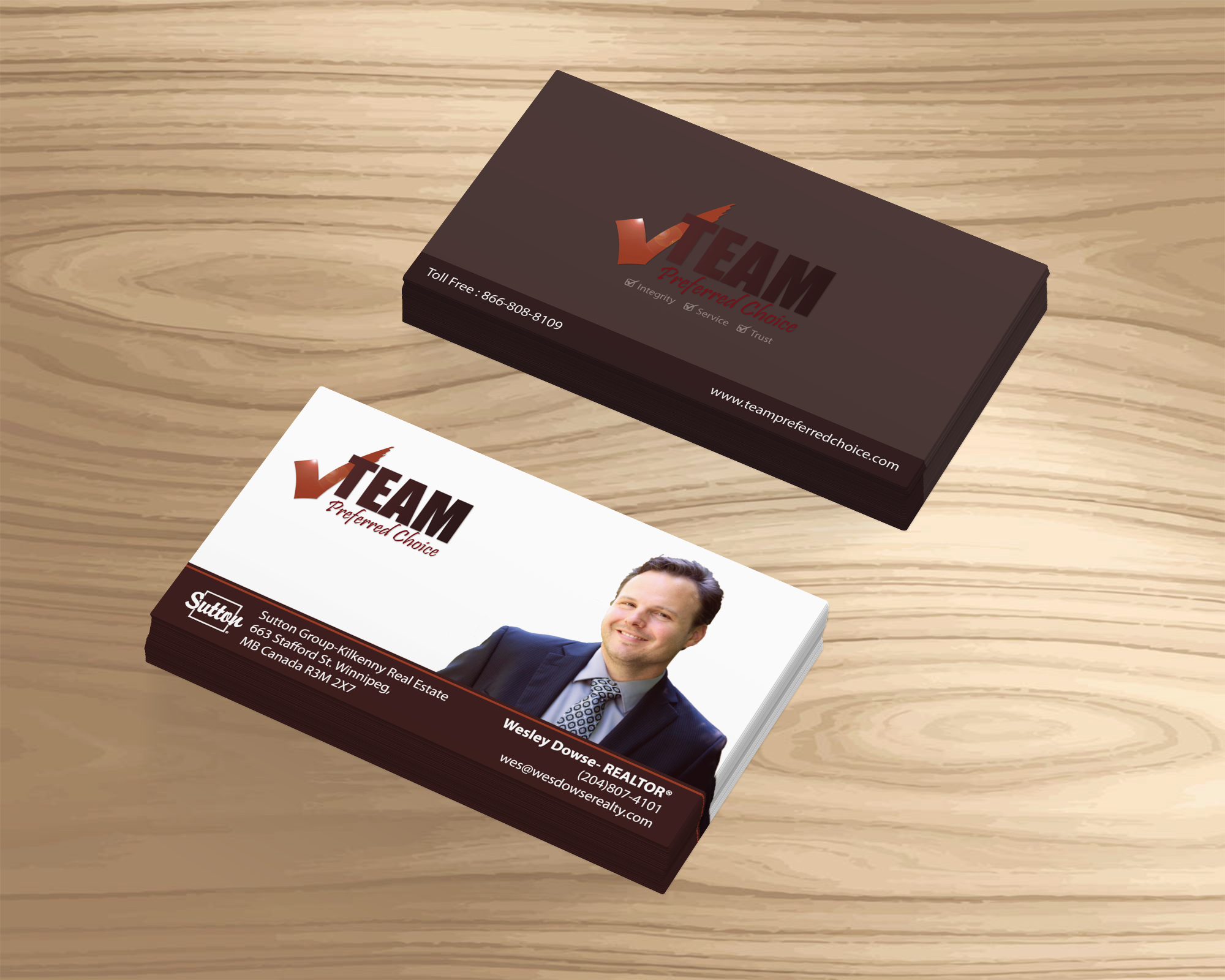 I will Design A PROFESSIONAL & Outstanding Business Card