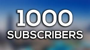 Give  1000 Real Live subscribers YouTub. on Social network channel