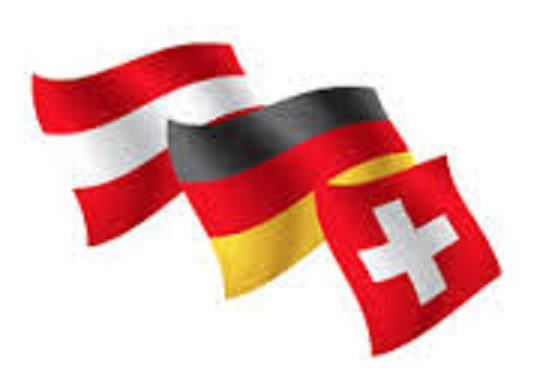 send 6060  human visits Germany Switzerland Austria  with Live  Analytic