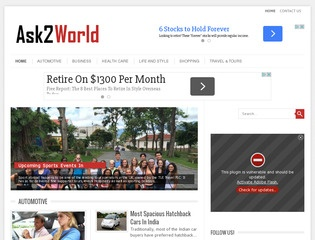 I will add your post on DA25 General blog Sponsored Blog Review