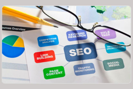 I will rank and increase traffic to your website via SEO