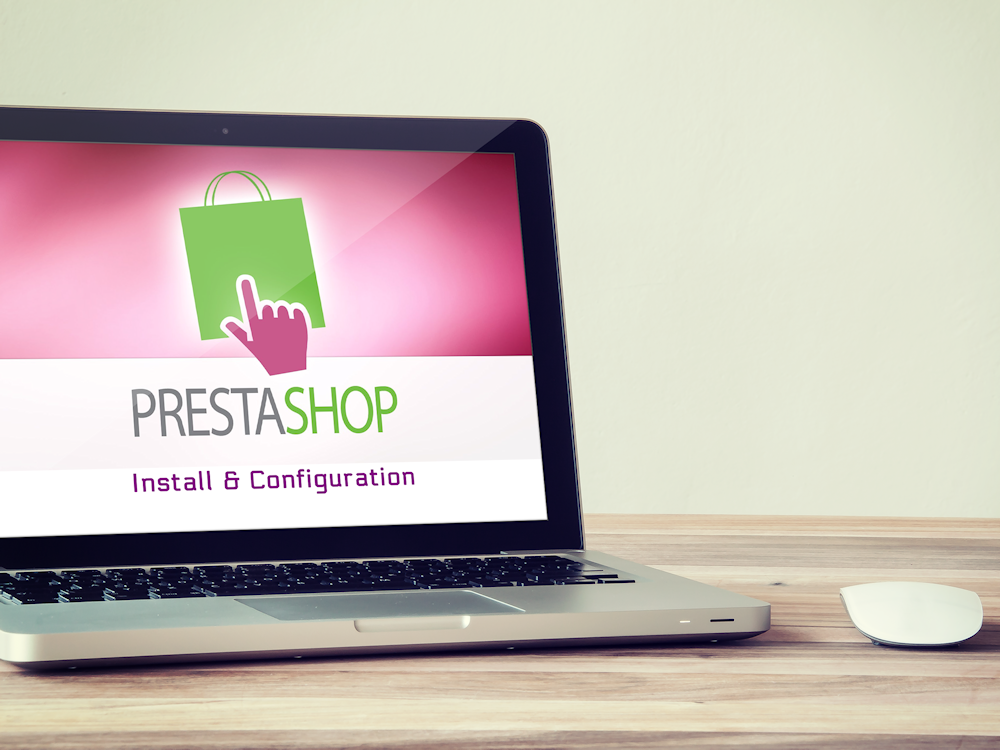 Install Prestashop + theme & plugins install + basic configuration